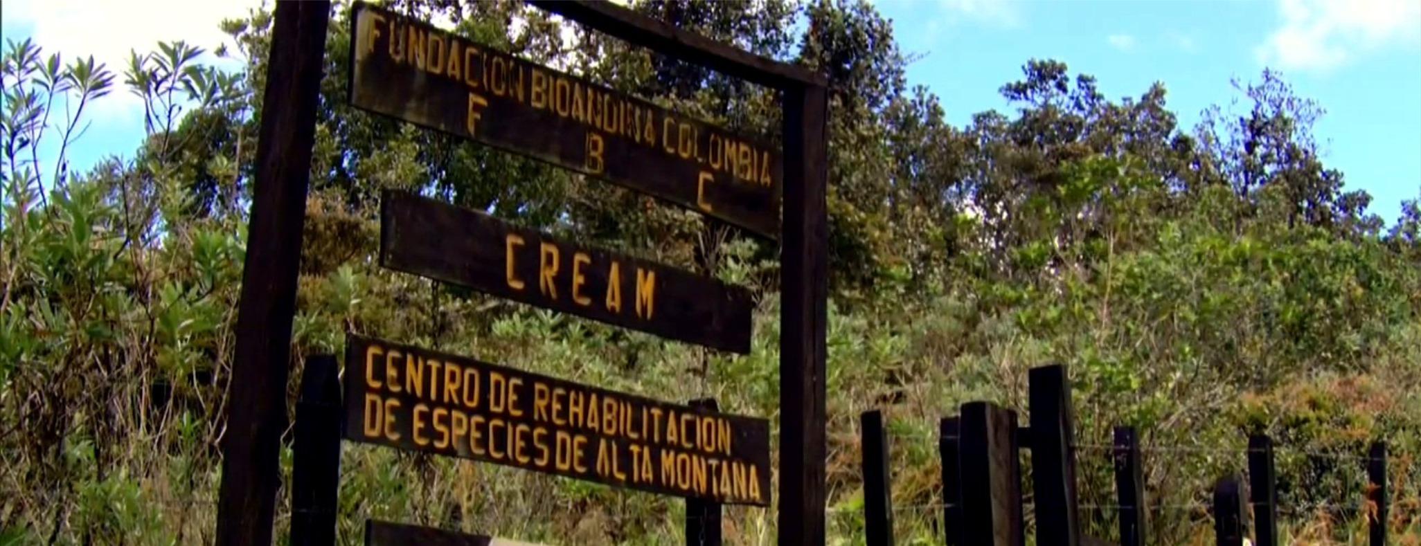 Centro de Rehabilitación de Especies de Alta Montaña - Bioandona - Guasca, Cundinamarca