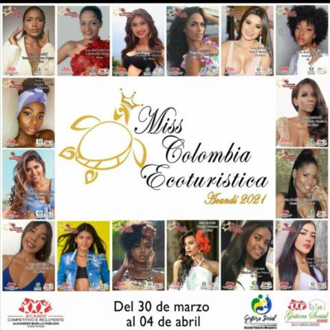 Miss Colombia Ecoturística