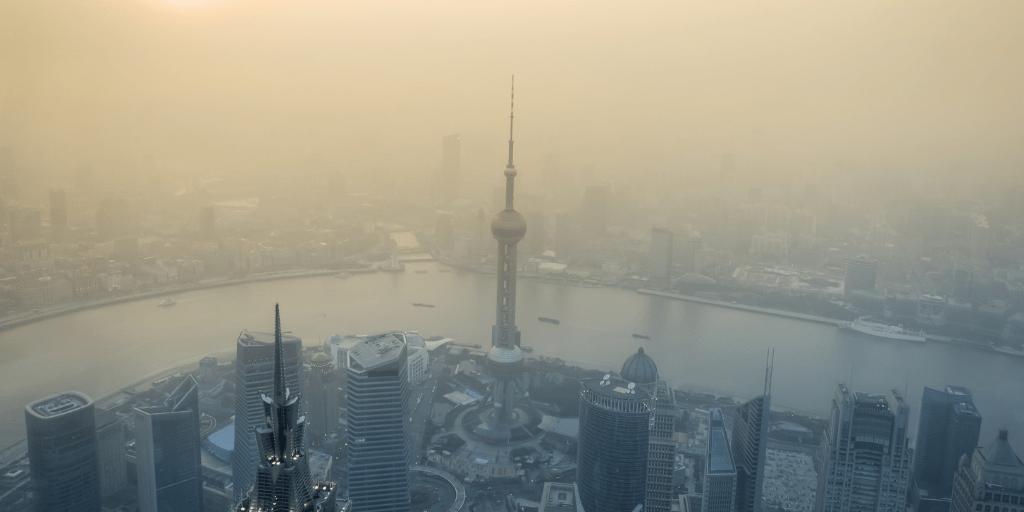 Las emisiones en China para todo 2020 aumentaron un 0,8%, o 75 millones de toneladas, desde los niveles de 2019