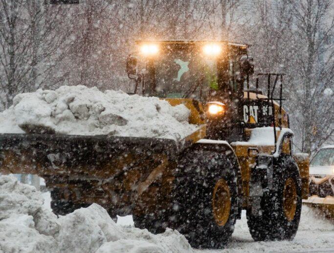 América del Norte tuvo su febrero más frío desde 1994