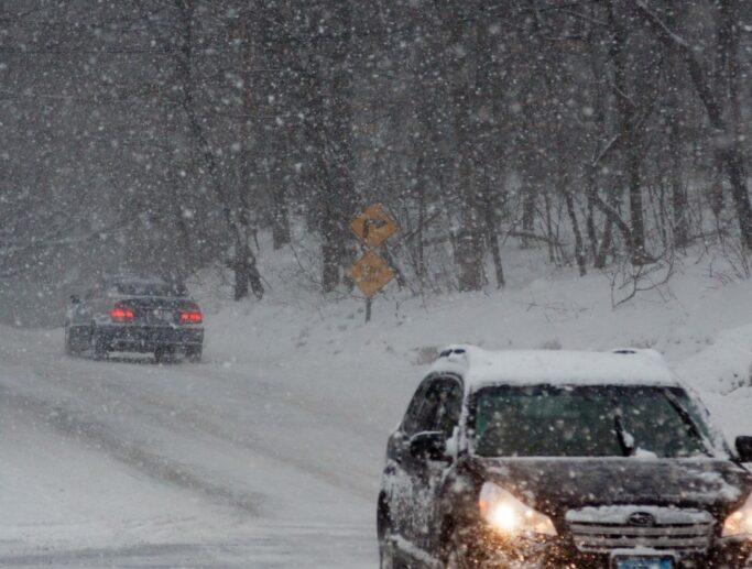 América del Norte vivió las más fuertes tormentas de nieve de los últimos años