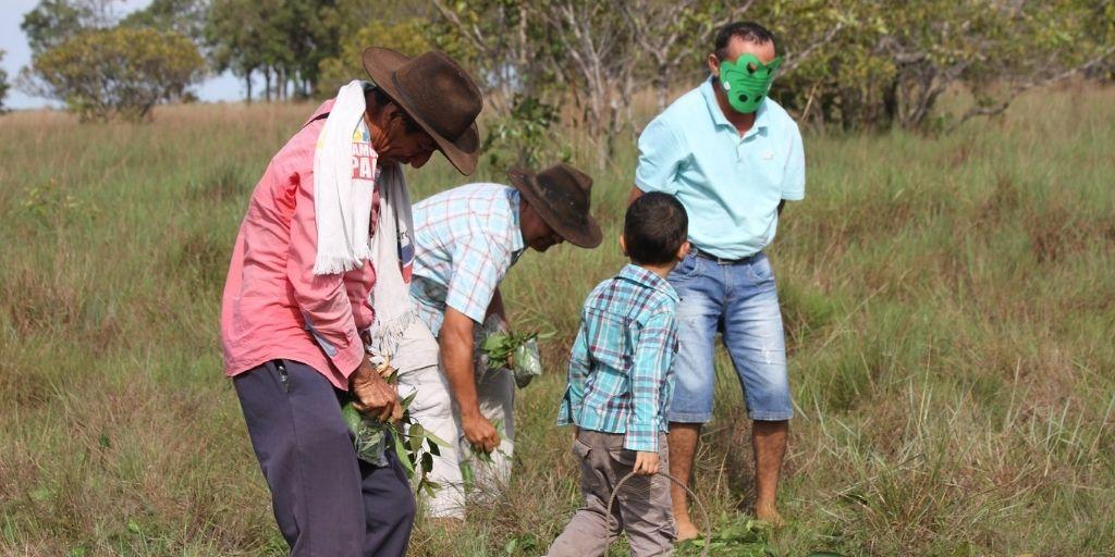 La educación ambiental como estrategia para la conservación.