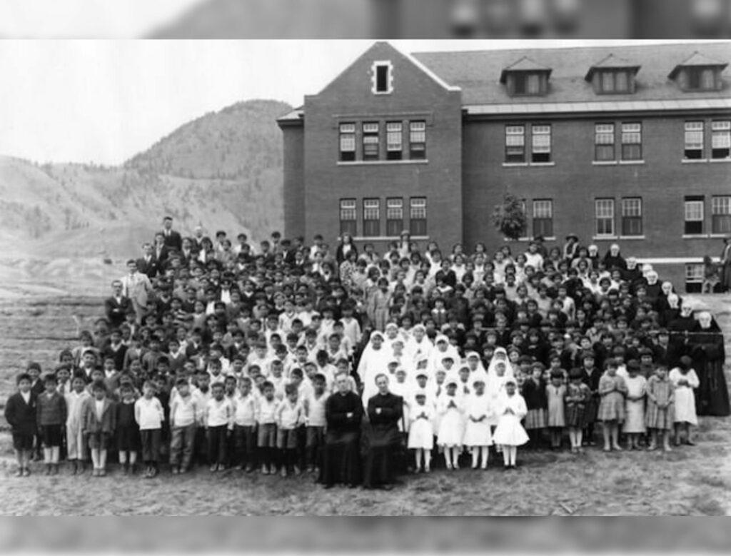 Escuela Residencial Kamloops