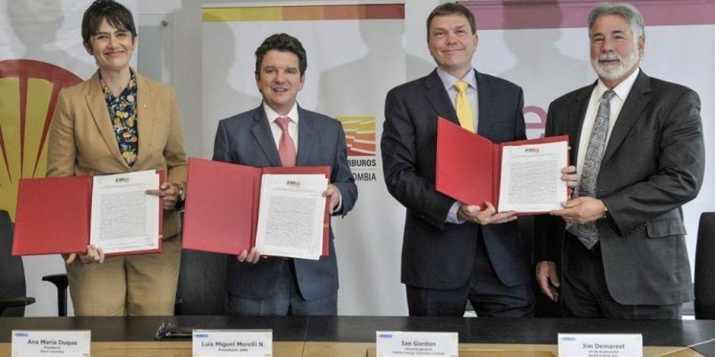 El gigante Shell, la ANH y Noble Energy Colombia aseguran la exploración off shore en el Caribe colombiano.